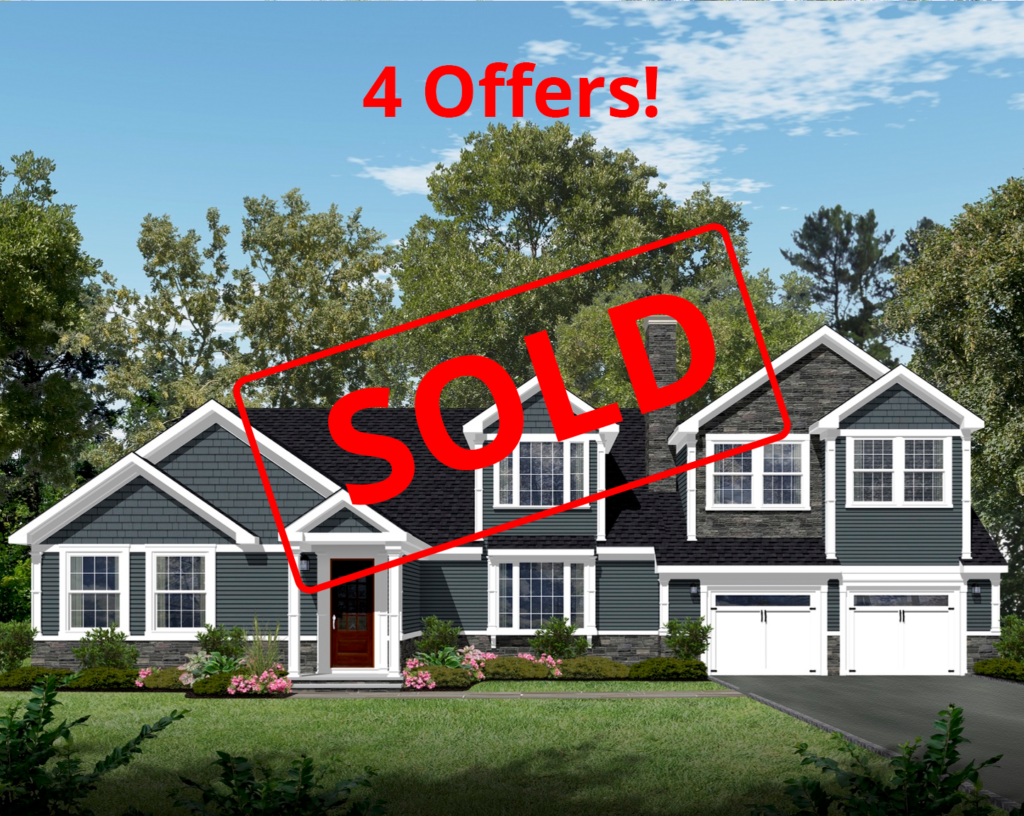 Village Green sold-4offers