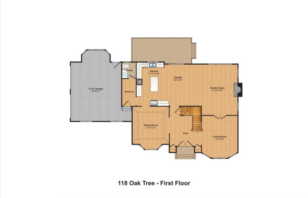 118 Oak Tree Pass Westfield NJ Francesca Azzara Listing